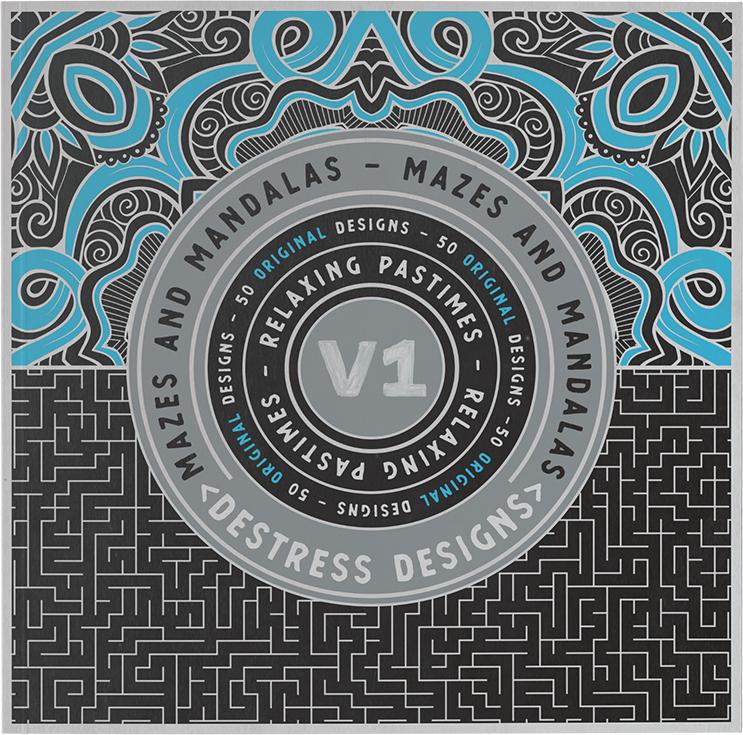 Mazes & Mandalas – Volume 1