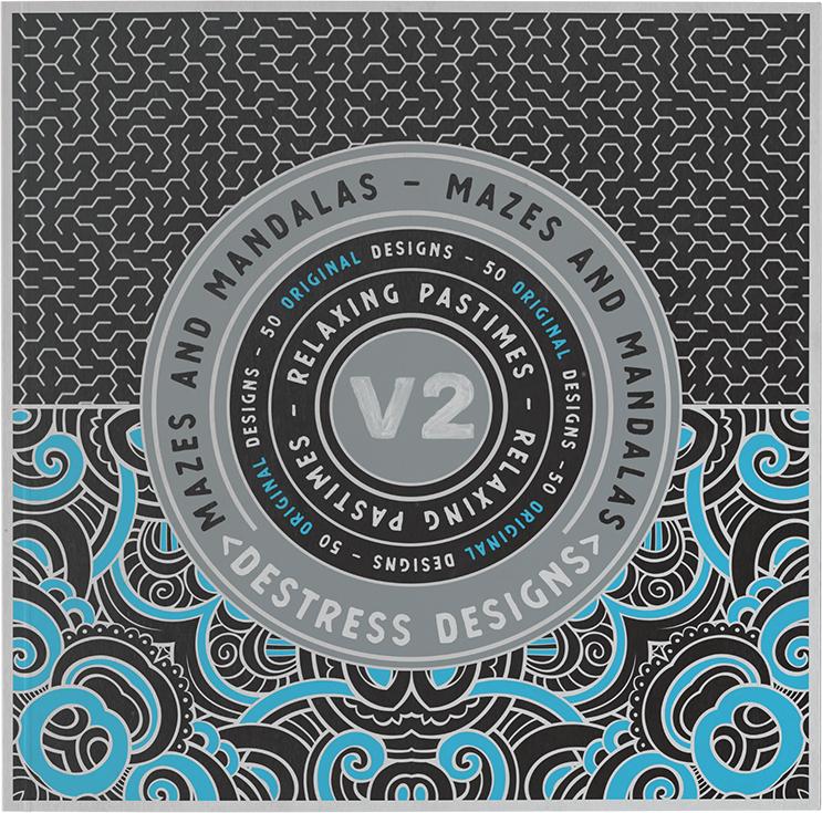 Mazes & Mandalas – Volume 2