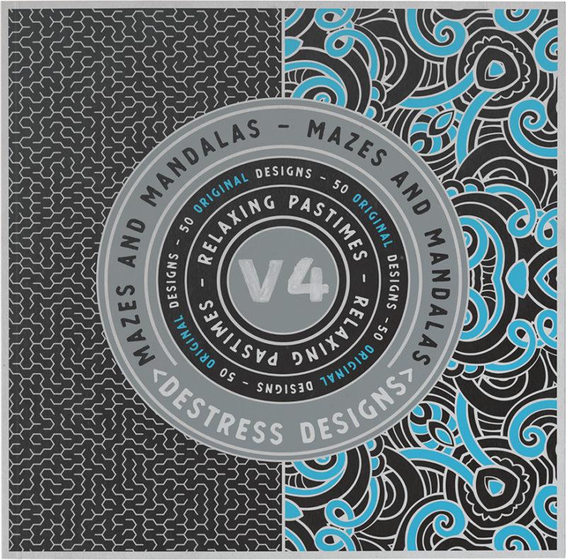 Mazes & Mandalas – Volume 4
