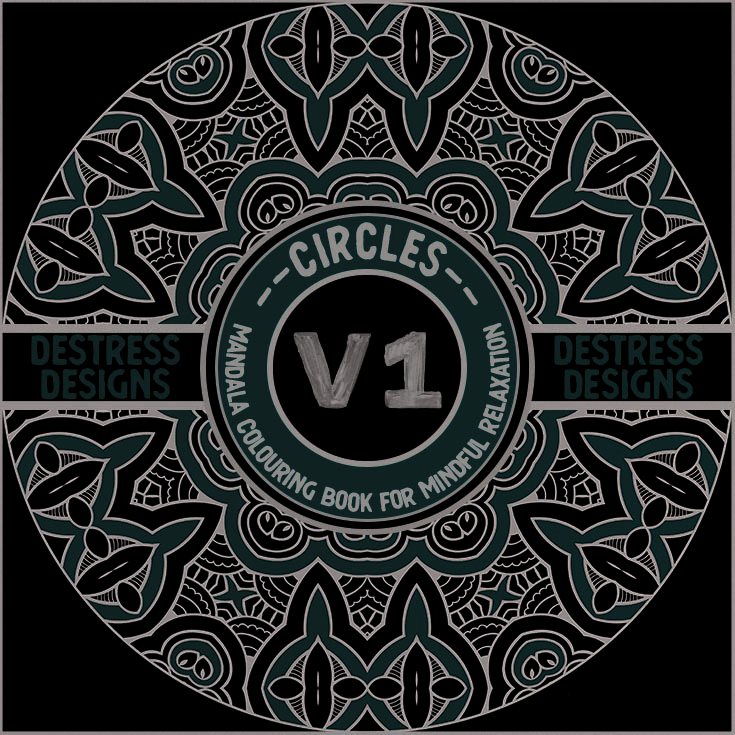 Destress Designs – Circles Volume 1